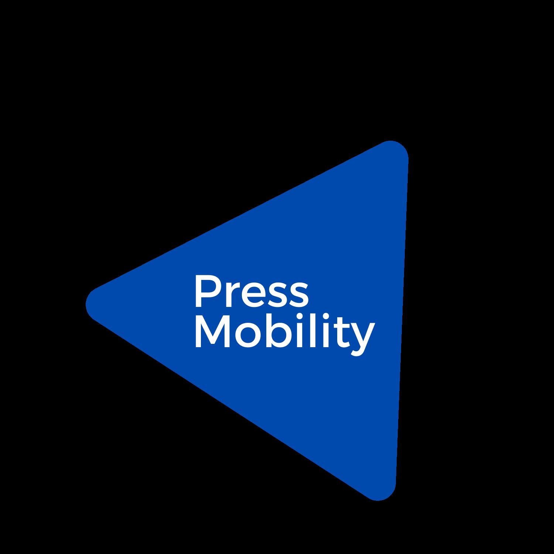logo press mobility