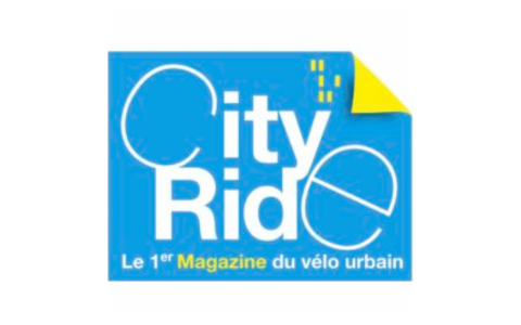 City ride logo png