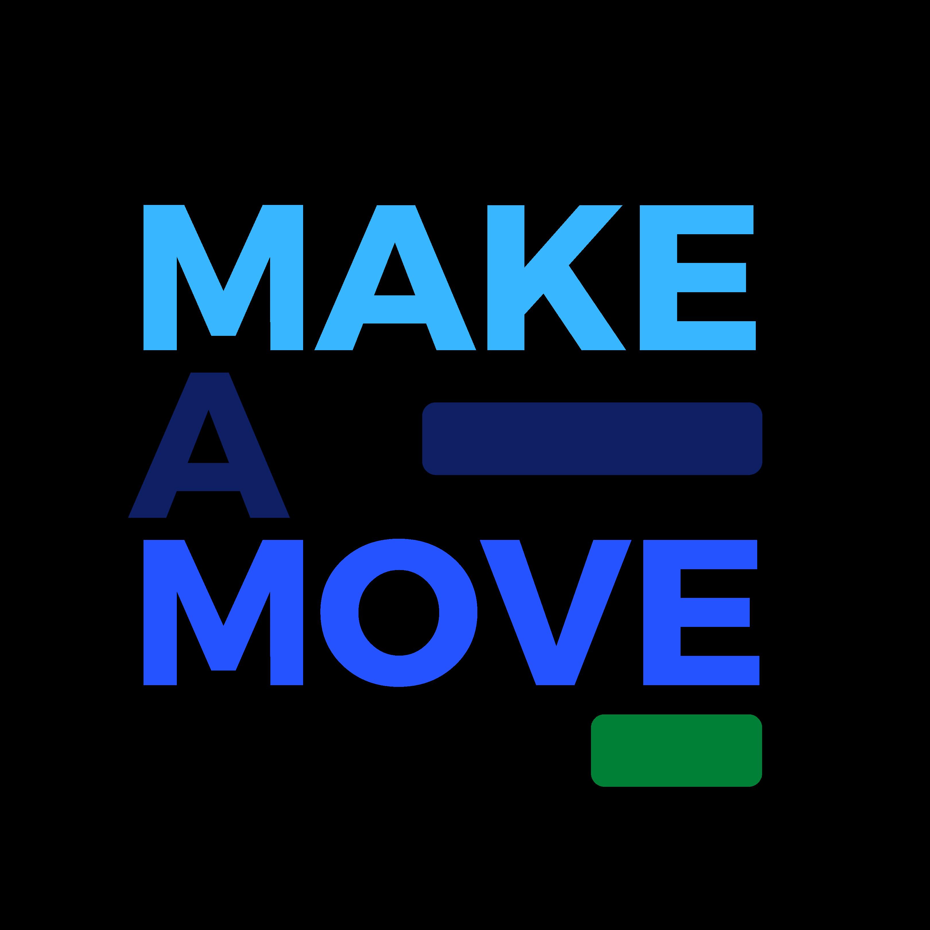 Make a move logo png