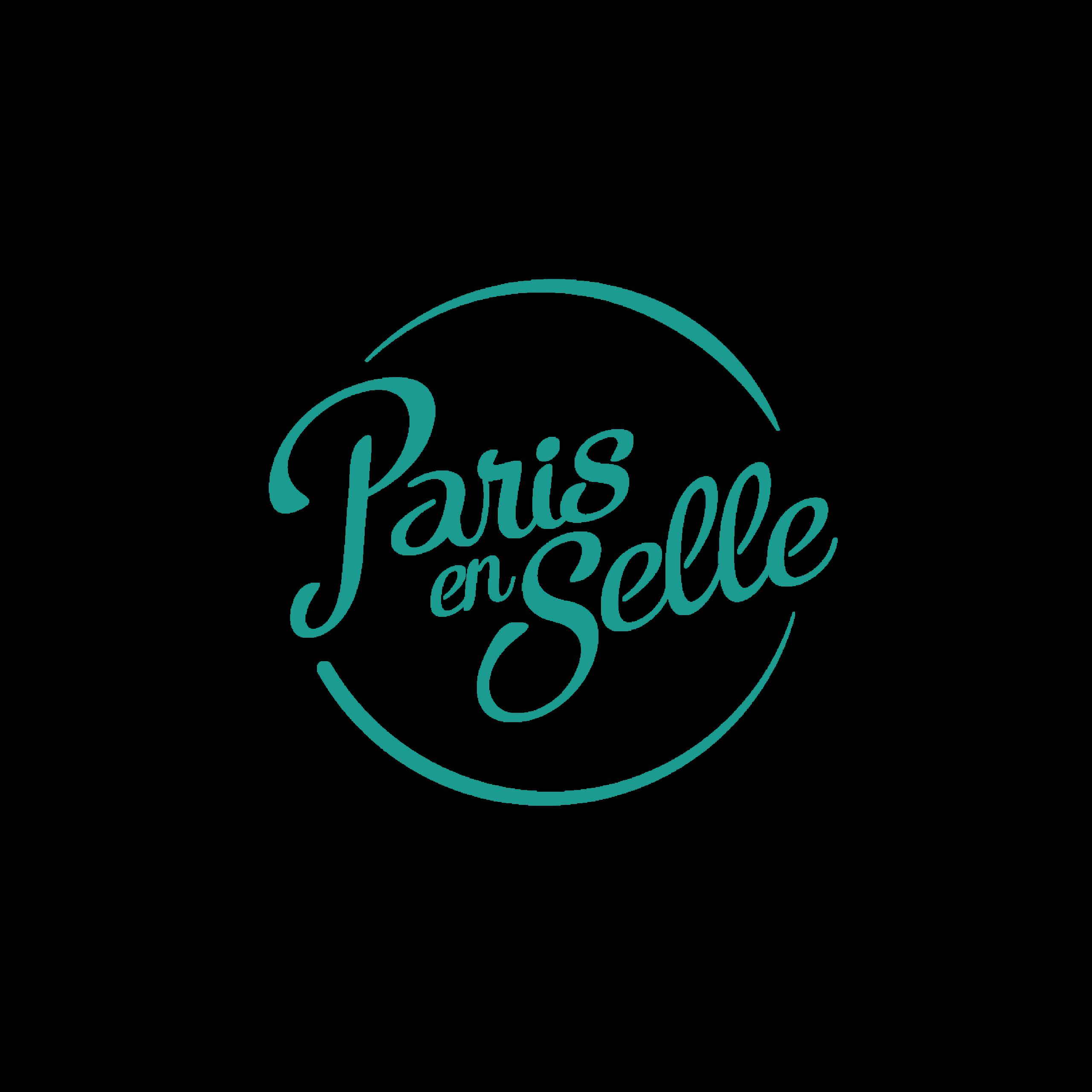 Paris en selle png
